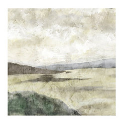 Into the Field Canvas Art Print