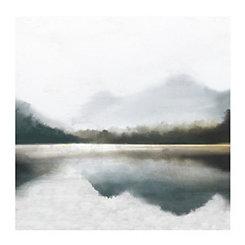 Crystal Mirrors Canvas Art Print