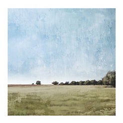 Plain & Simple Canvas Art Print