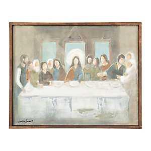 Last Supper Framed Art Print