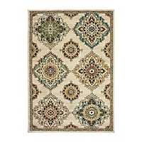 Medallion Dalton Area Rug, 5x8