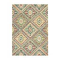 Diamond Tile Dalton Area Rug, 5x8