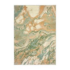 Cool Marble Dalton Area Rug, 7x10