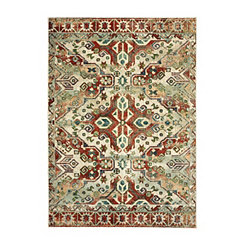 Tribal Red Dalton Area Rug, 7x10