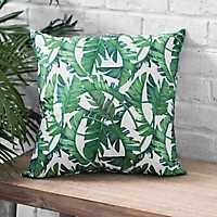 Palm Leaves Pillow
