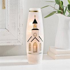 Pre-Lit Chapel Uplight