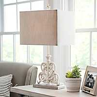 Murphy Scroll Table Lamp