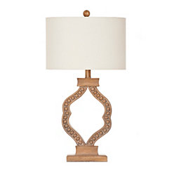Beaded Ogee Table Lamp