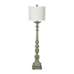 Laney Blue Alana Floor Lamp