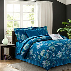 Teal Jackson 7-pc. King Comforter Set
