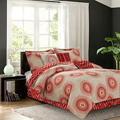 Spice Madeline 7-pc. Queen Comforter Set