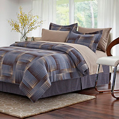 Brown Sanoma 8-pc. Queen Comforter Set