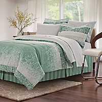 Sage Keri 8-pc. Queen Comforter Set