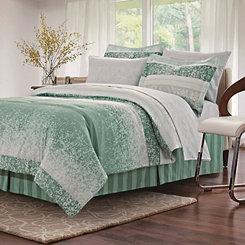 Sage Keri 8-pc. Queen Comforter Set