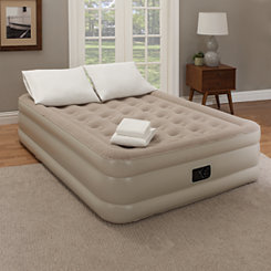 White Queen Air Mattress 7-pc. Set