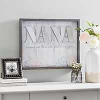Nana Spoil and Snuggle Shadowbox