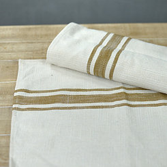 Yellow Farmhouse Table Runner