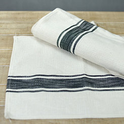 Black Farmhouse Table Runner