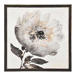 Soft Roses I Framed Art Print