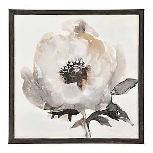 Soft Roses II Framed Art Print