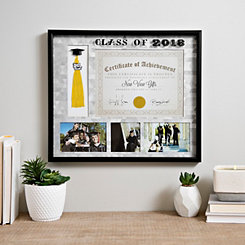 2018 Diploma Collage Frame