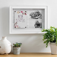 2-Opening Mother's Day Shiplap Collage Frame