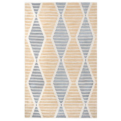 Blue Diamond Palmer Area Rug, 5x8