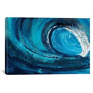 Whiplash Canvas Art Print