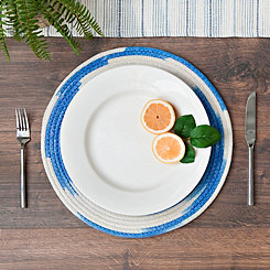 Blue Valentia Placemat
