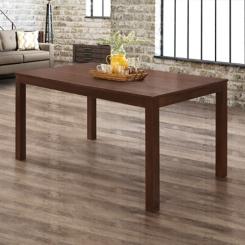 Walnut Wooden Dining Table