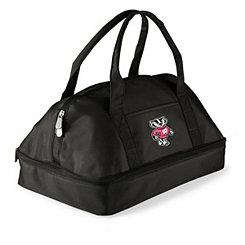 Wisconsin Badgers Insulated Casserole Tote