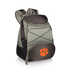 Clemson Tigers Black Cooler Backpack