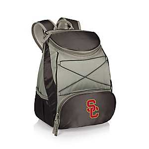 USC Trojans Black Cooler Backpack