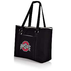 Ohio State Buckeyes Black Cooler Tote