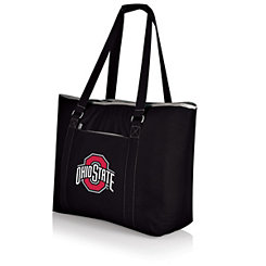 Ohio State Buckeyes Black Cooler Tote