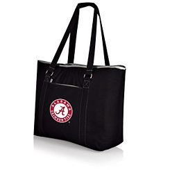 Alabama Crimson Tide Black Cooler Tote