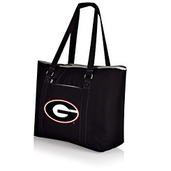 Georgia Bulldogs Black Cooler Tote