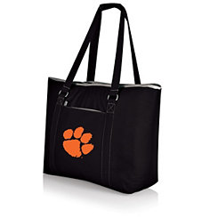 Clemson Tigers Black Cooler Tote