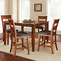 Mateo Counter Height Mango Wood Dining Table