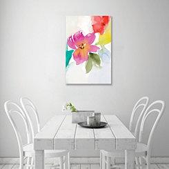 Modern Fleur IV Canvas Art Print