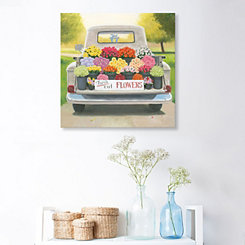 Beautiful Country Canvas Art Print