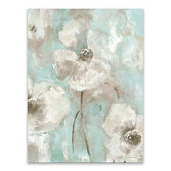 Begins Softly Canvas Art Print