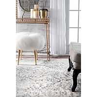 Ivory Odell Area Rug, 8x10