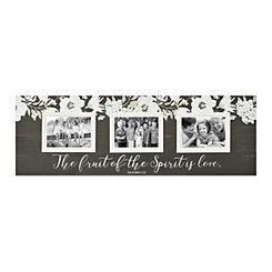 Fruit of the Spirit Wood Pallet Collage Frame
