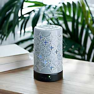 Petal Ultrasonic 100 mL Essential Oil Diffuser