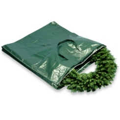 Heavy Duty 4 ft. Wreath and Garland Storage Bag