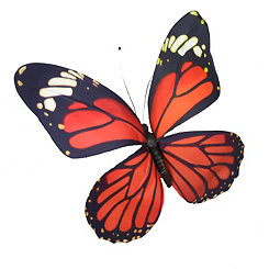 Monarch Paper Butterfly