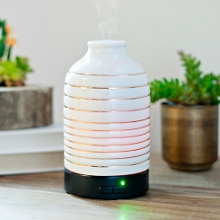 Serenity Ultrasonic 100 mL Essential Oil Diffuser
