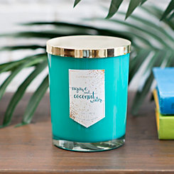 Agave and Coconut Water Jar Candle