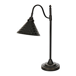 Madison Bronze Metal Task Lamp